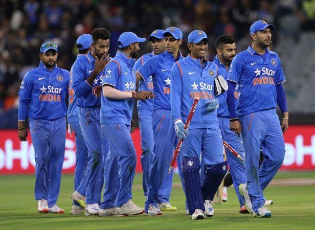 India Vs Australia 3rd T20I Score