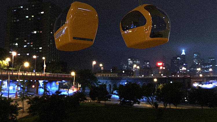 Pod Taxi in Gurgaon