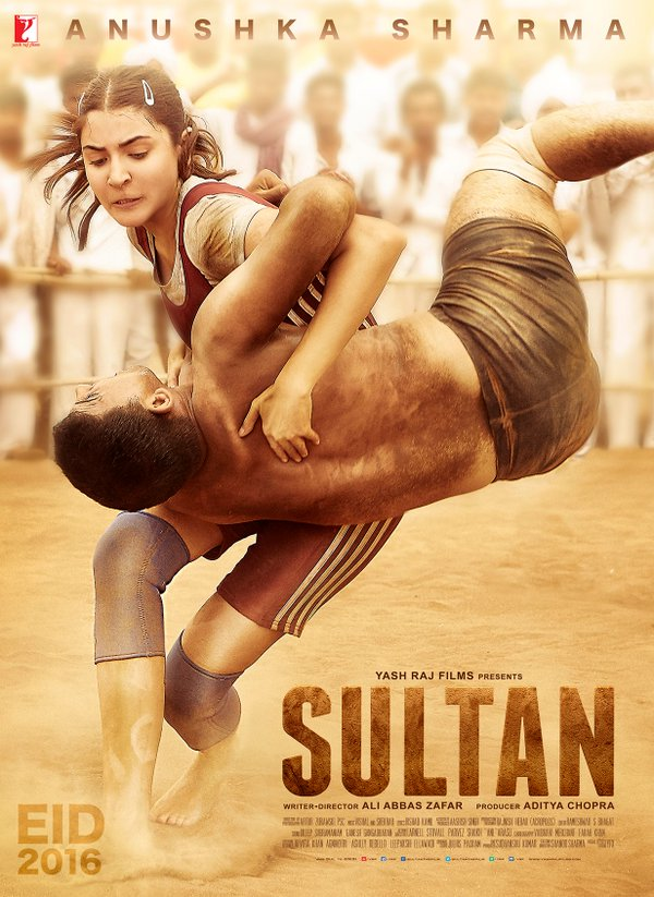 Anushka Sharma Salman Khan Sultan Official Trailer