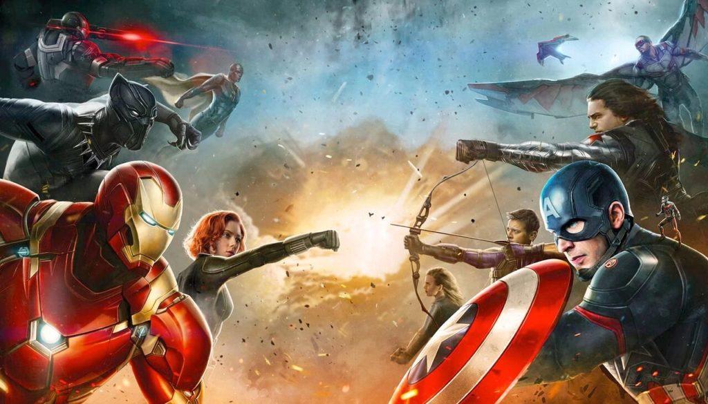 Captain America Civil War Review