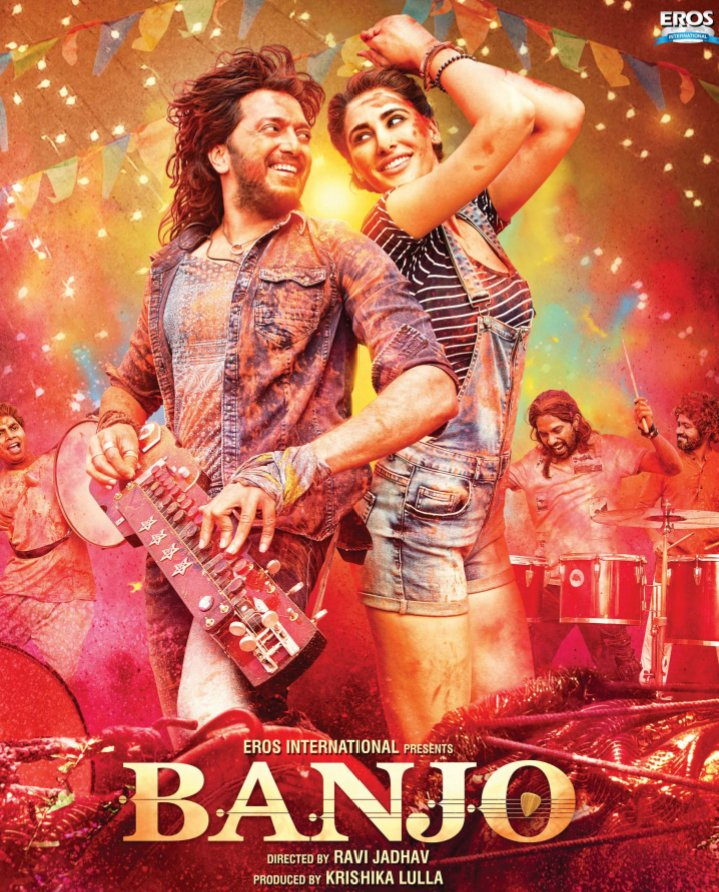 Banjo First Day Box Office Collection