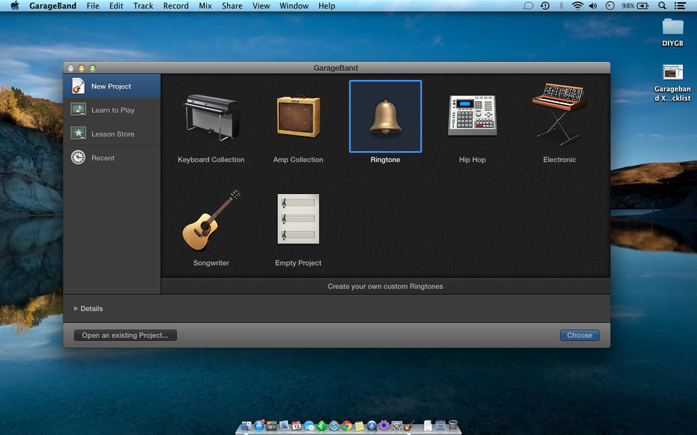 How to edit songs from iTunes Library on Garageband - EduMovLive