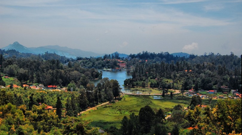 Kodaikanal tamil Nadu hill station in India