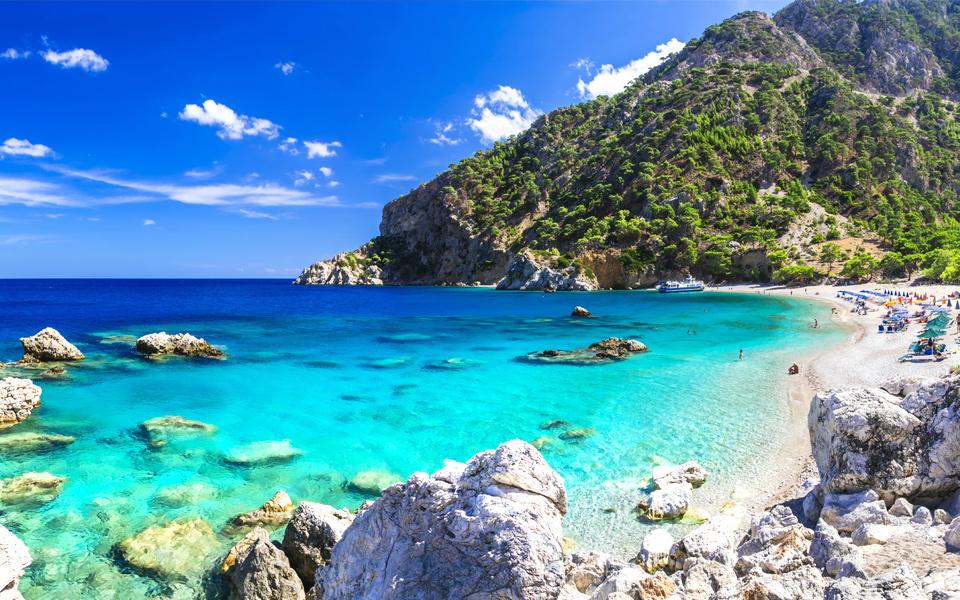 greece beautiful beaches
